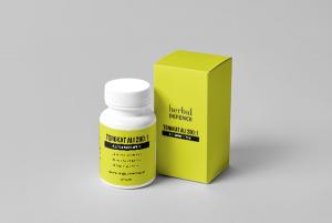 Tongkat Ali Australia - Box + Bottle Side